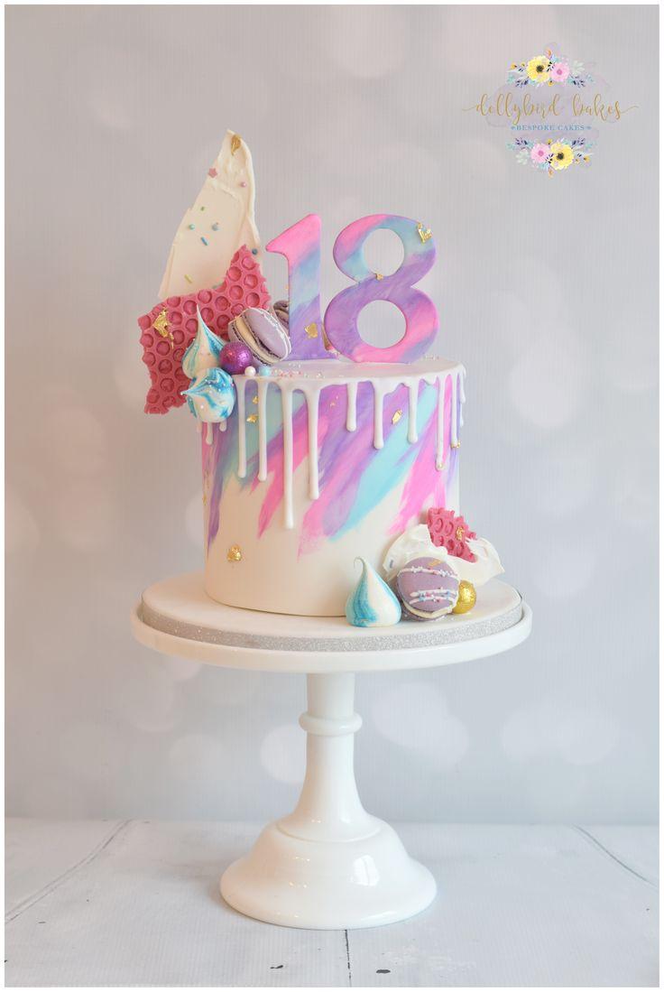 Celebration Cakes Gallery Dollybird Bakes Cornwall Cake For Girls In 2019 Birthday Cake