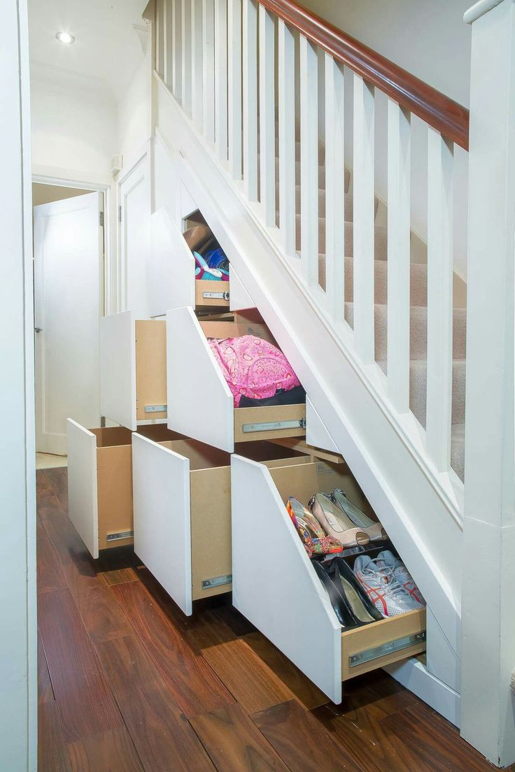 Good use of under stair area