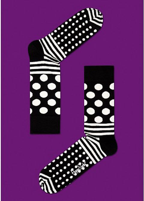 Happy Socks: colorful and bright patterns for your feet