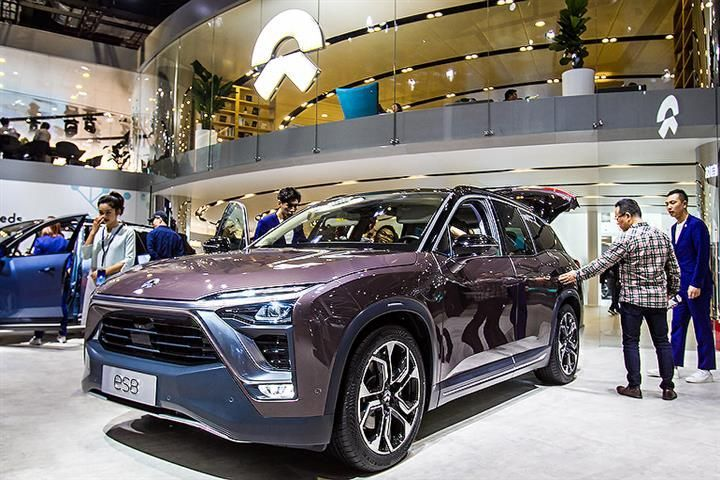Nio Delivered Record Number Of Cars In August In 2020 Car Ins The Unit Antique Cars