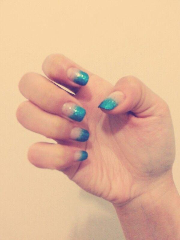 gradation nail