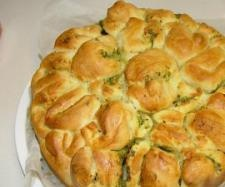 Herb  Garlic Pull-apart Bread - thermomix... easy  yum!