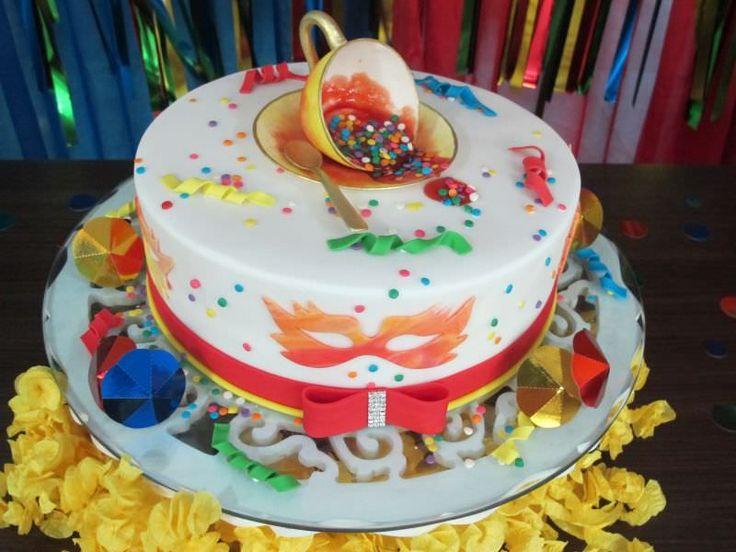 Meu Dia D - Chá da Carol - Tema Carnaval (6)