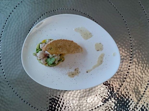 Ceviche mit Mango-Avocado Tartar - Rezept - kochbar.de