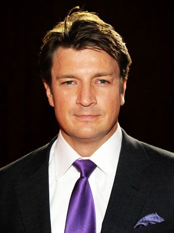 So Nathan Fillion was in Firefly, Castle, and now he'll be in Percy Jackson (as Hermes). How awesome is that?