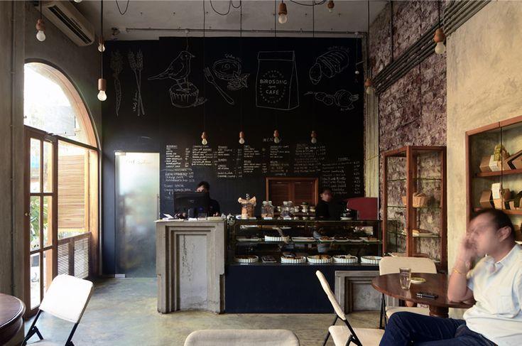 Birdsong Café — Mumbai  http://www.weheart.co.uk/2014/03/14/birdsong-cafe-mumbai/