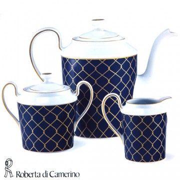 Roberta di Camerino set limoges porcelain