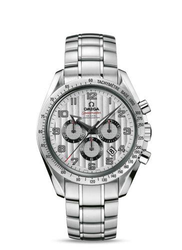 321.10.44.50.02.001 : Omega Speedmaster Broad Arrow Geneva Waves Bracelet