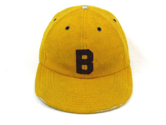 yellow baseball cap amazon toddler vintage wool boys walmart