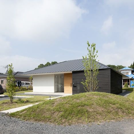 Doughnut House By Naoi Architecture Design Office