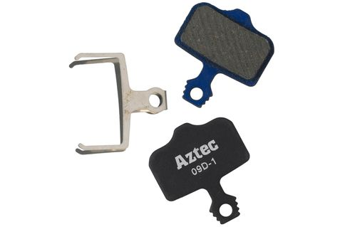 #Aztec Organic Disc Brake Pads for Avid Elixir #Aztec Organic Disc Brake Pads for Avid Elixir are an alternative disc brake pad made from Organic compound. Designed and developed for UK riding conditions and race tested giving you the latest braking compound technology, manufactured and tested to the highest standards. (Barcode EAN=5027726139208)