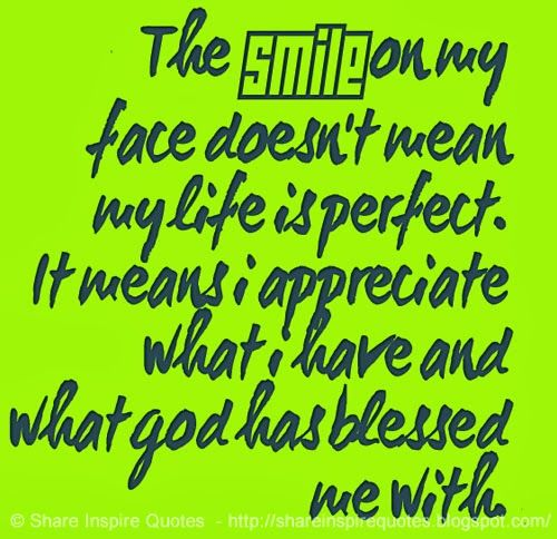 God Blessing Me Quotes 52593 Loadtve