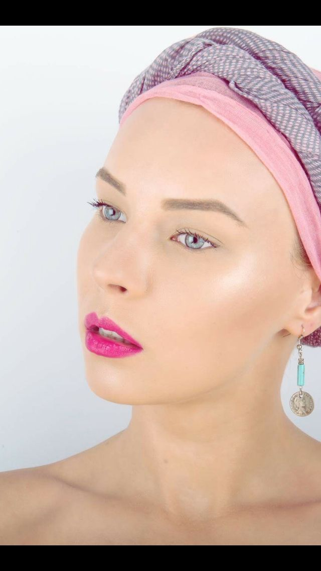 Gipsy chic - model Ana Maria Gagea for chitchat.ro