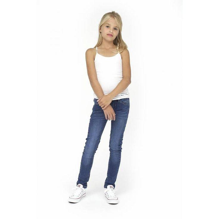 Tumble `N Dry winter 2015 verkrijgbaar maat 92 t.m. 176 #vipkidz #tumblendry #kids #totlaatbestellen #volgendedaginhuis #bezorgen #kindermode #kinderkleding model Miami Girls Hi TE - NSL paper white