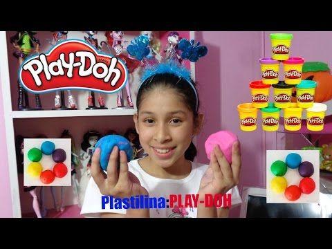 Tutorial:Como Hacer Plastilina Play _Doh l - YouTube