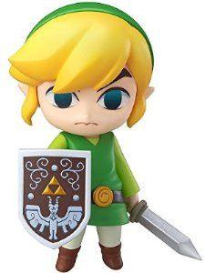 The Legend of Zelda : Wind Waker Link Action Figure