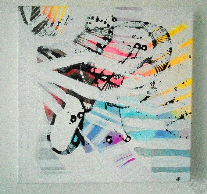 "Marlena Majchrzak ""Abstrakcja 15"""