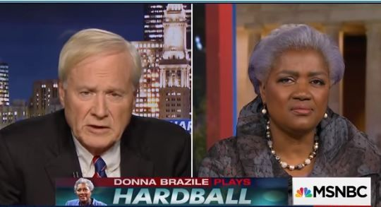 Hillary whistleblower Donna Brazile is back to let Americans know 2016 wasn't a 'legitimate election'