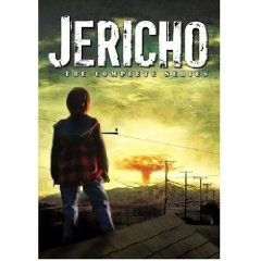 Jericho - Atomic bombs go off all across America.  Cancelled after two seasons, but might be picked up by Netflix.: Small Town, Favorite Tv, Jericho, Favorite Movies, Complete Series, Tv Series, Series Dvd, Tv Shows