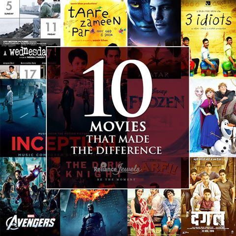 What's your 10 Most Favorite Movies?