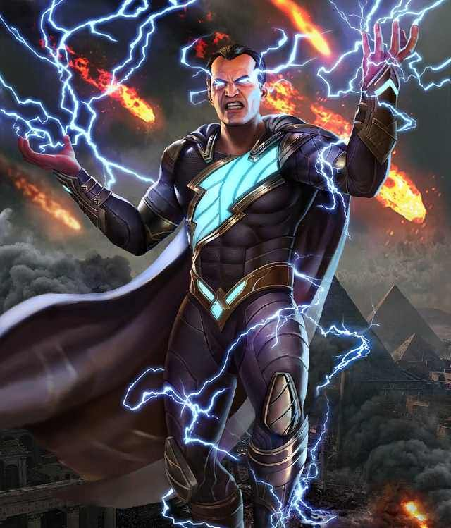 Injustice 2 Mobile Roster Marvel And Dc Characters Comic Villains Superhero Comic