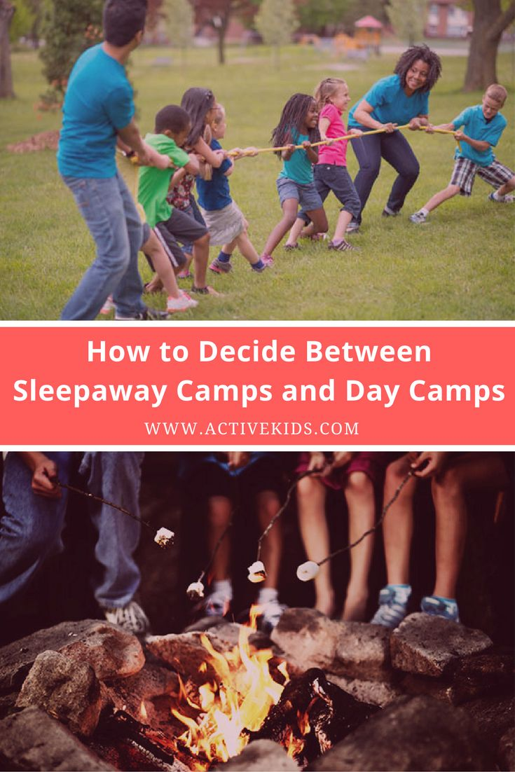 Which camp is right for your children? Overnight camps and day camps both share many benefits. Here are a few of the differences.