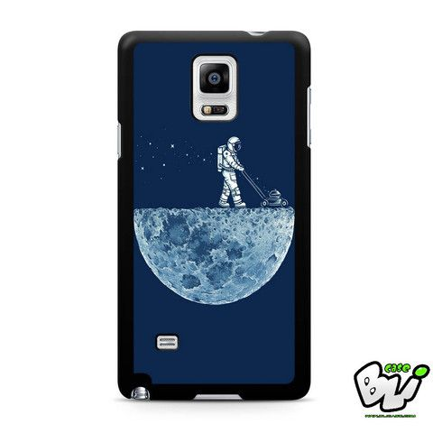 Astronaut Samsung Galaxy Note 4 Case