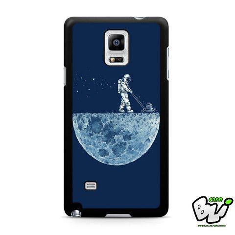 Astronaut Samsung Galaxy Note 4 Case