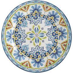 Mediterranean Tile Dinner Plate
