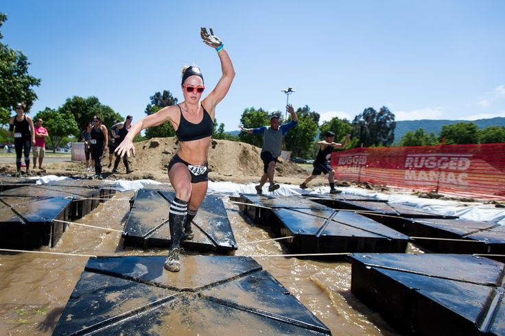 Rugged Maniac 5k Obstacle Race & Mud Run