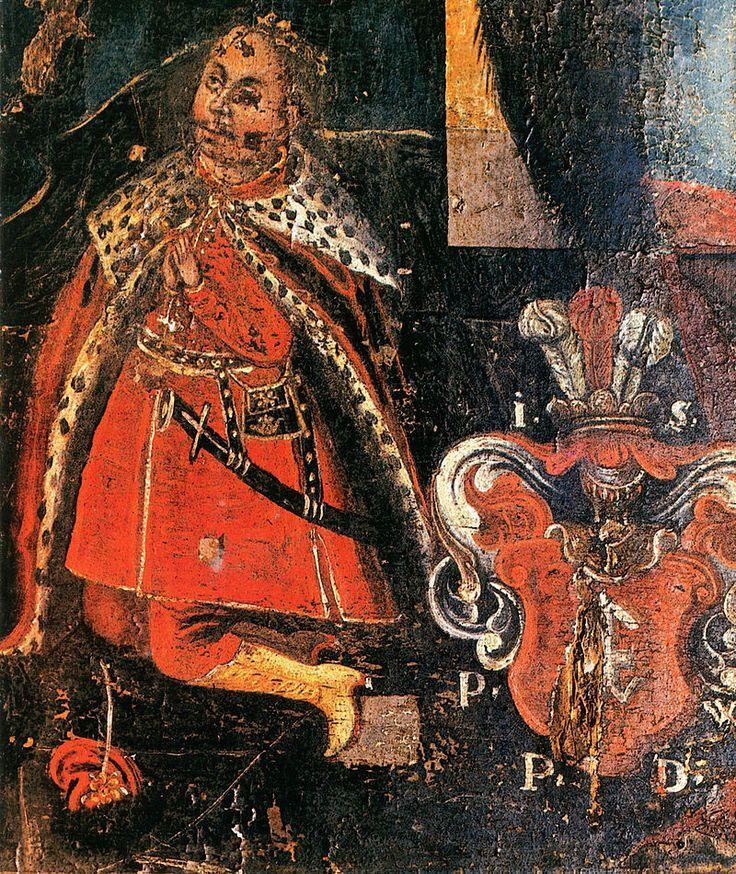 Jan Aleksander  Segien podstoli wendeński