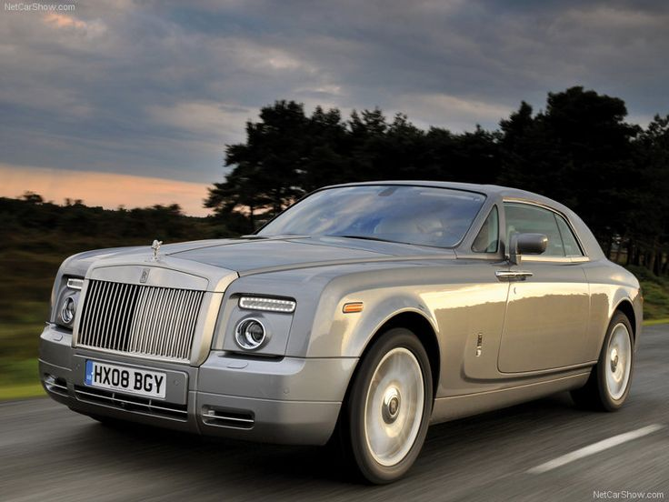Rolls Royce Phantom Coupe Wallpaper 02 Of 68 My 2009 Picture Size