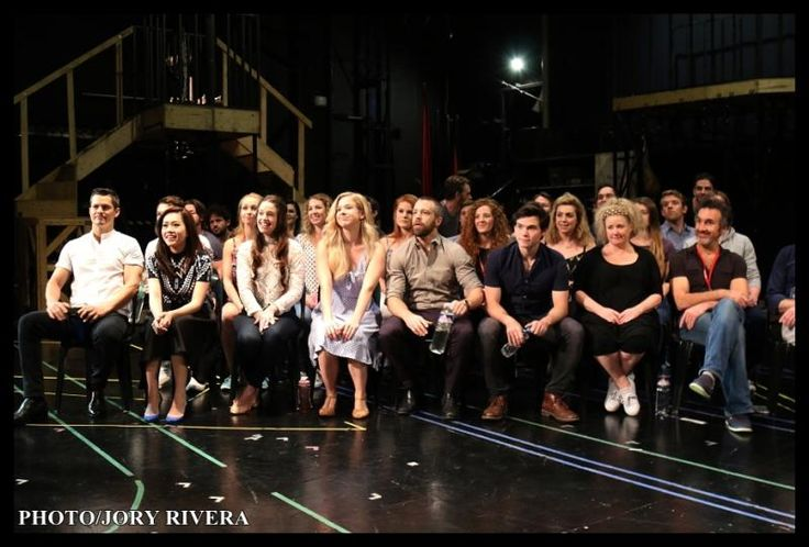 Les Miserables cast vocalizing for the real performances at The Theatre, Solaire, Philippines
