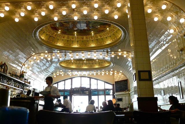 Café Paris - Hamburg Germany, the best breakfast!