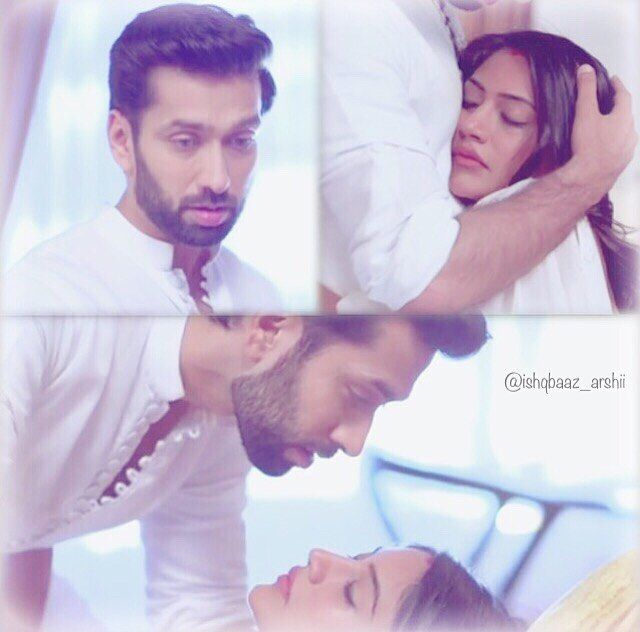 Shivaay's really caring at times ❤️ @nakuulmehta @officialsurbhic Today's episode is one of my favourite  episodes so far  #ishqbaaz #ishqbaaaz #shivika
