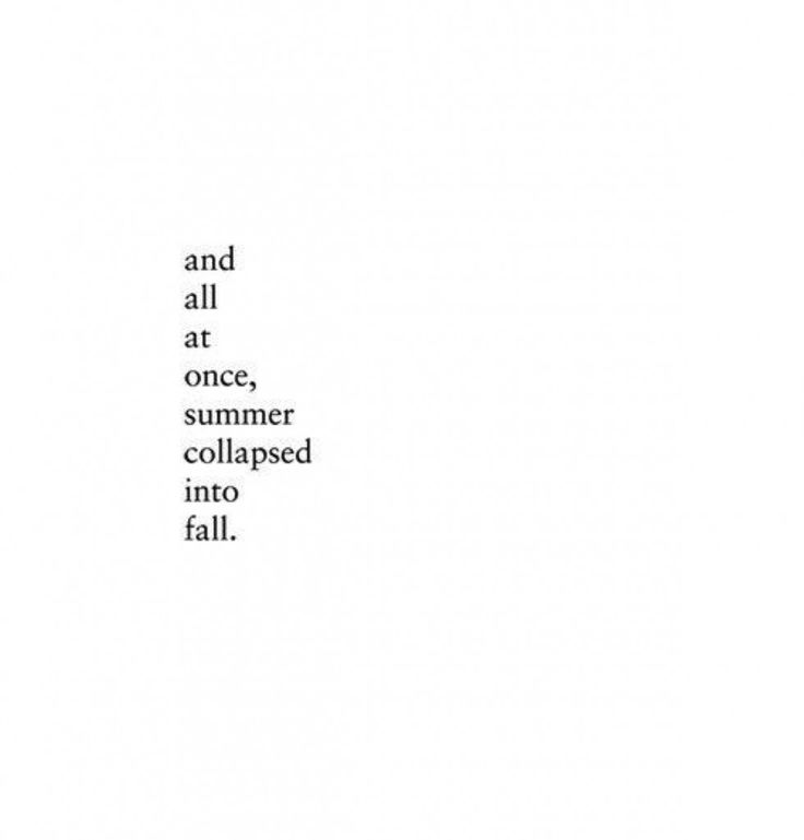 Fall Message #quote #fall #beautiful #feeling #amazing #beauty #nature #autumn #inspiring #lovely #life #trendylisbon