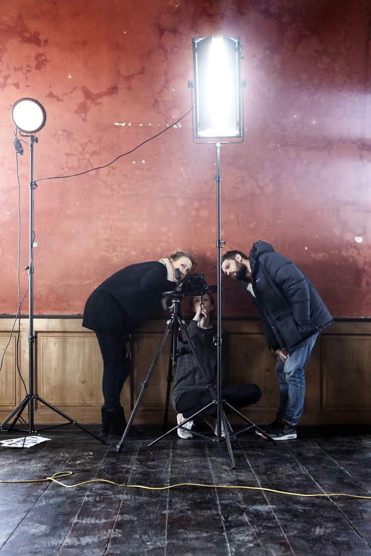 Behind the scenes of Broste Copenhagen AW 14 Catalogue. Styling Nathalie Schwer. Photographer Line Thit Klein.