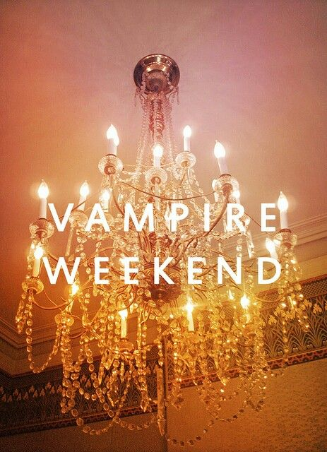 The And More Vampire Weekend Al Cover