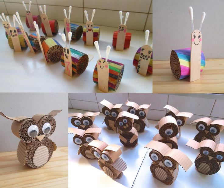 1000 ideas about manualidades con carton corrugado on - Manualidades en carton ...
