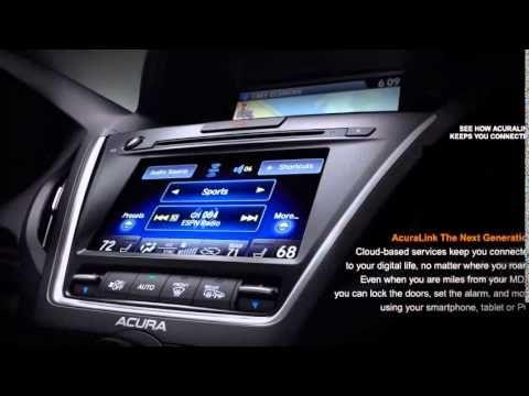 New 2014 Acura MDX @ Acura of Troy