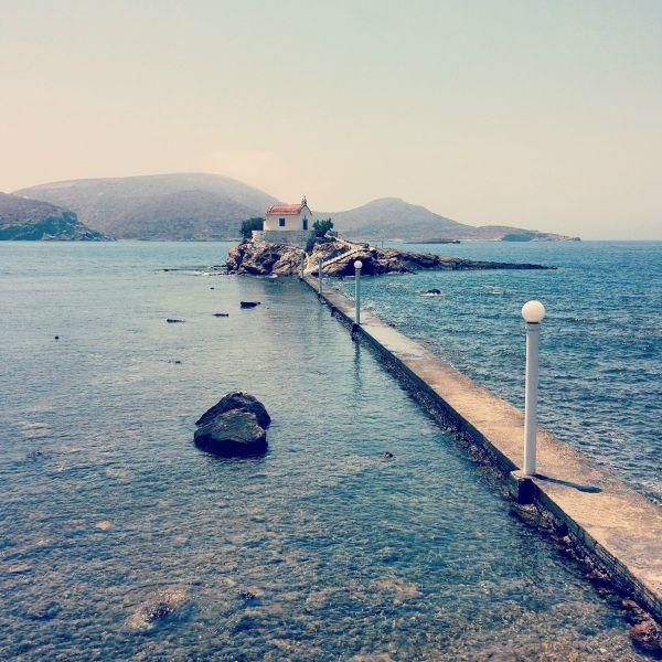 Church of Agios Isidoros, Alinda
