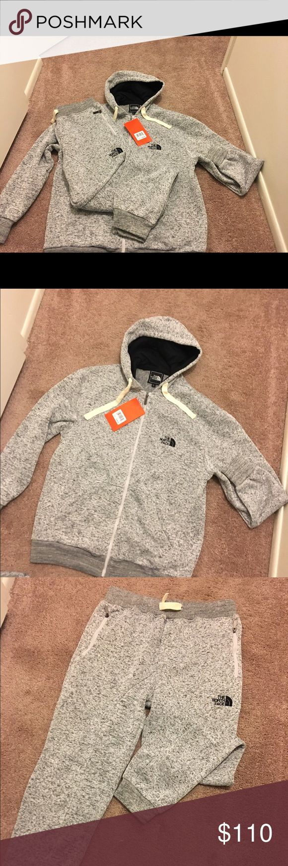 North face sweat suit Brand new, never worn, men's sweat suit North Face Pants Sweatpants & Joggers