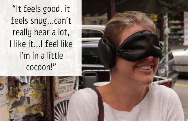 The World's First Super-Soft Ear Muff for Sleeping by Hibermate — Kickstarter