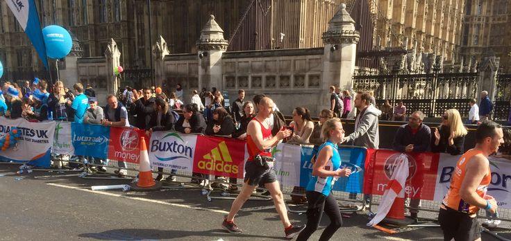 London Marathon '17 @ Westminster