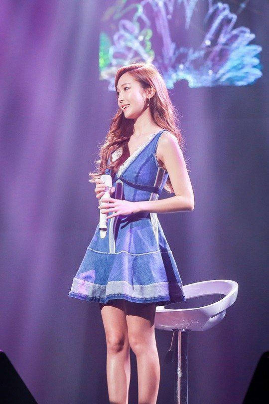 Jessica successfully completes her fan meeting in Seoul | allkpop.com