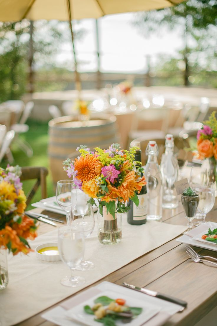 Jared Alvarez Photography Farmers market wedding  Moore Family Winery EV Floral Design
