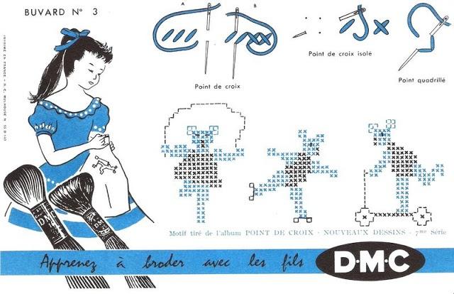 El blog de Dmc: Anuncios antiguos de DMC