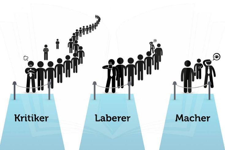 Arbeitnehmer-Typen: Diese sind gefährlich