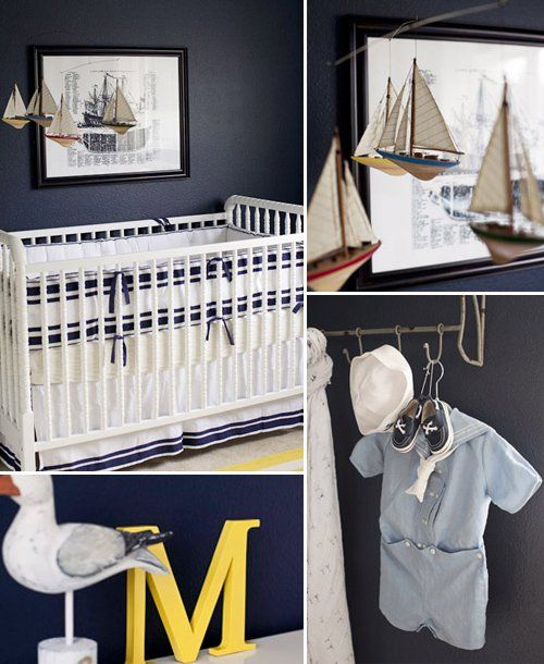 50 Beautiful Blue Nurseries: Get inspired by these real-life baby bedrooms
