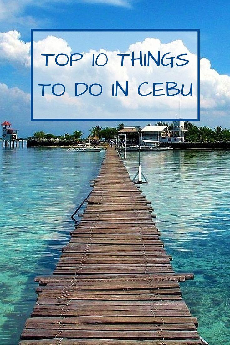 Things to do in Cebu